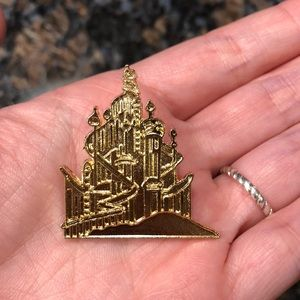 New Little Mermaid's Palace Pin